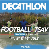 Decathlon Kipsta Cup's profile
