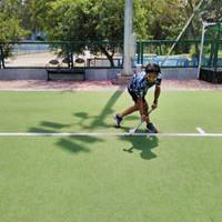 Krishna Faith Hockey Player