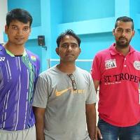 Abhishek Singh Badminton Coach
