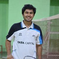 Durvesh Chattopadhyay Badminton Player