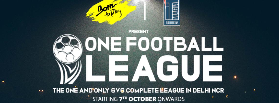 One Footbaal League's profile