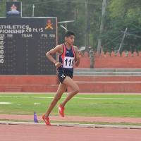 Balkishan  Chauhan Athletics Player