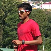 Indrajeet  Patel Athletics Player