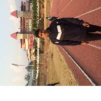 Dinesh  choudhary Athletics Player