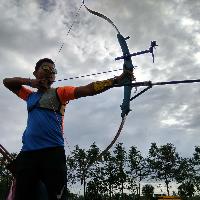 Brijesh Kumar Chaurasiya Archery Player