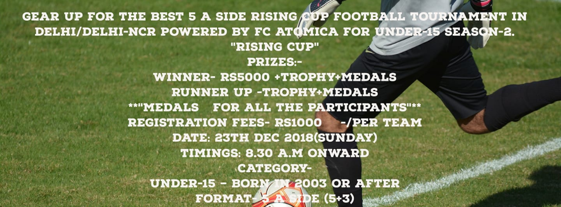 Rising Cup Under-15's profile
