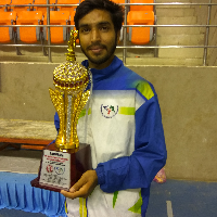 Narendrasinh  Zala  Karate Coach