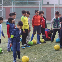 Football coach in Gurgaon's profile